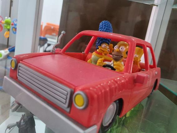 Carrinho Carro Simpsons