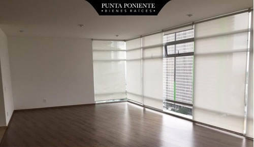 Renta Departamento En Lo Alto 265m², Piso Alto, Torre 3