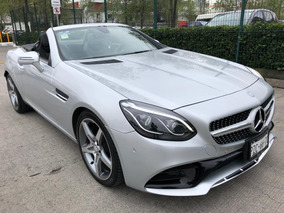 Mercedes-benz Clase Slc 2.0 200 At Mod 2017