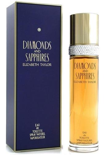 Perfume Elizabeth Taylon Diamantes Y Za - mL a $790