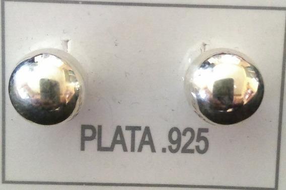 Aretes Plata Ley 925