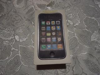 Caja Vacia iPhone 3gs 16 Gb Con Sus Manuales.
