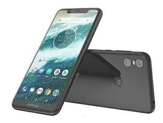 Motorola One 4gb/64gb Dual Sim 4g Lte Todas Las Operadoras
