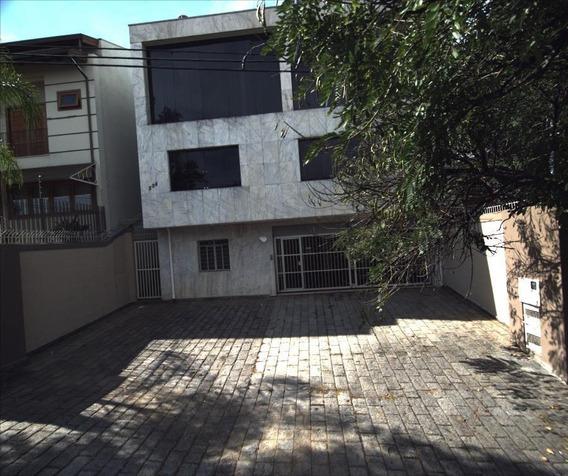Casa Para Alugar, 500 M² Por R$ 7.500,00/mês - Jardim Paraíso - Campinas/sp - Ca0311