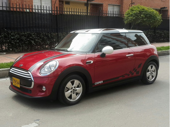 Mini Cooper Salt Mt 1500cc T Fe