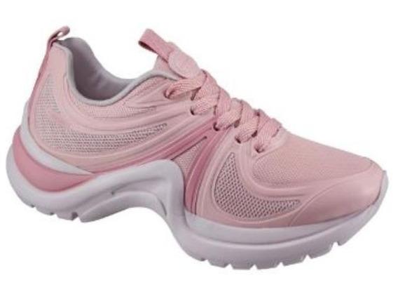 Promoção - Tenis Feminino Ugly Sneaker Azaleia 812/524
