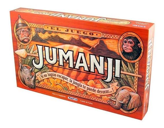 Jumanji El Juego De La Selva 812