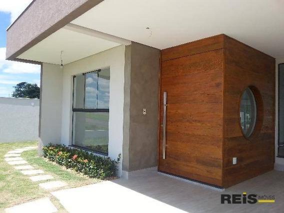 Casa Residencial À Venda, . - Ca1227