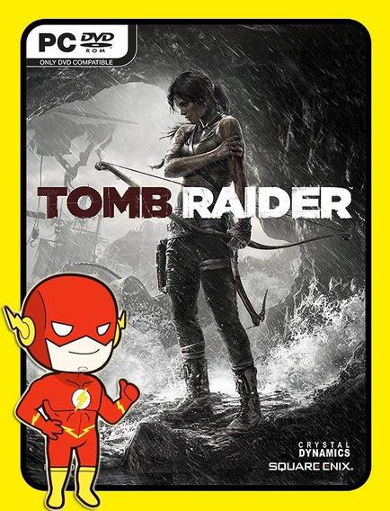 Tomb Raider Pc - Steam Key (envio Flash)