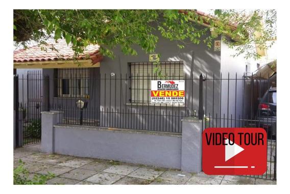 Venta Casa 4 Ambientes En Santa Teresita Amoblada (34 Y 4)