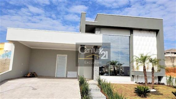 Casa À Venda, 180 M² Por R$ 900.000,00 - Jardim Esplanada - Indaiatuba/sp - Ca0683