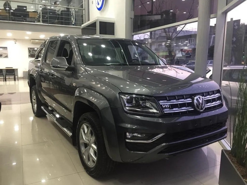 Amarok V6  Highline 258cv 4x4 At Fede Punta