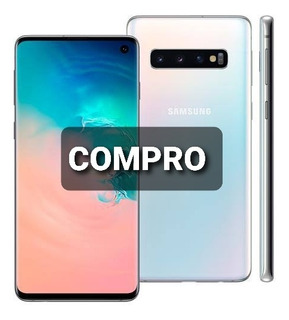 Compro Samsung S10 / S10 Plus Display Quebrado, Trincado