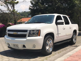 Chevrolet Avalanche 2010 5.3 B Lt Aa Ee Cd Piel Qc 4x4 At