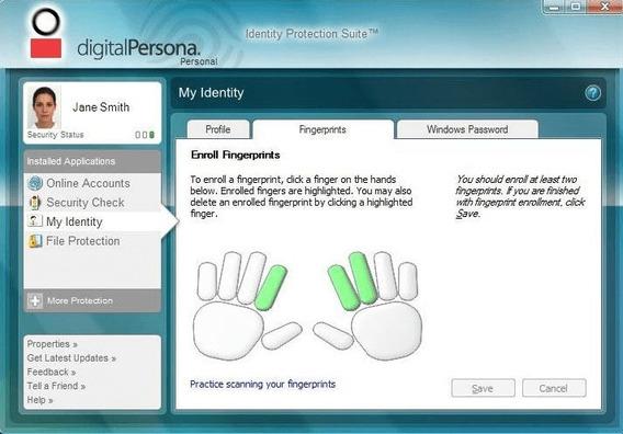 Digitalpersona One Touch For Windows Sdk