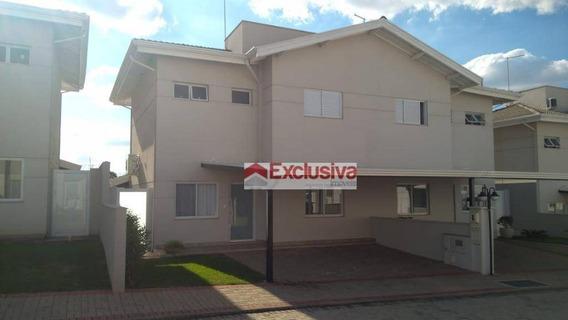 Casa Com 3 Dormitórios Para Alugar, 136 M² Por R$ 2.800,00/mês - Morumbi - Paulínia/sp - Ca1500
