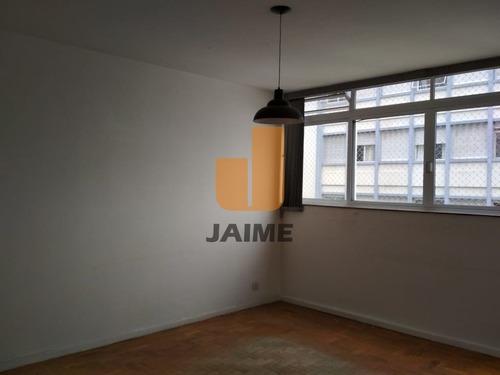 Apartamento Para Venda Com  Excelente Infra Estrutura Urbana De Serviços - Ja17472