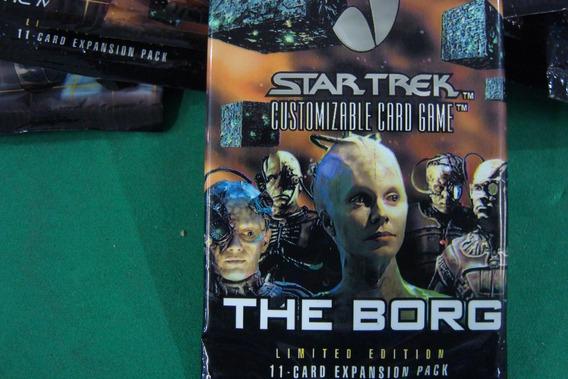 Card Games Rpg Raridade Star Trek The Borg Booster