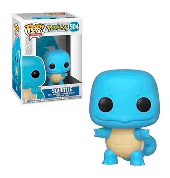 Funko Pop Squirtle Pokemon. #504
