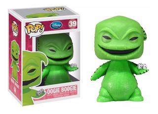 Funko Pop 39 Oogie Boogie Disney - Original - Woopy