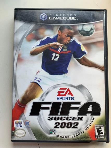 Jogo Para Videogame Fifa Soccer 2002 Gamecube Seminovo