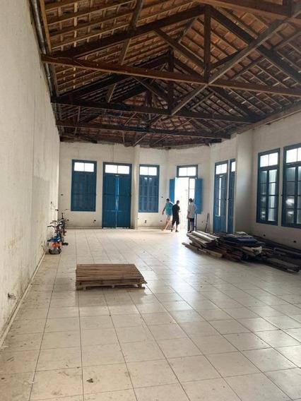 Casa Em Centro, Santos/sp De 200m² Para Locação R$ 8.000,00/mes - Ca608594