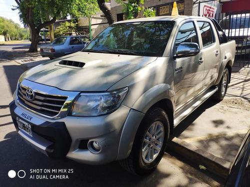 Toyota Hilux 3.0 Cd Srv 171cv 4x2 - B3 2014