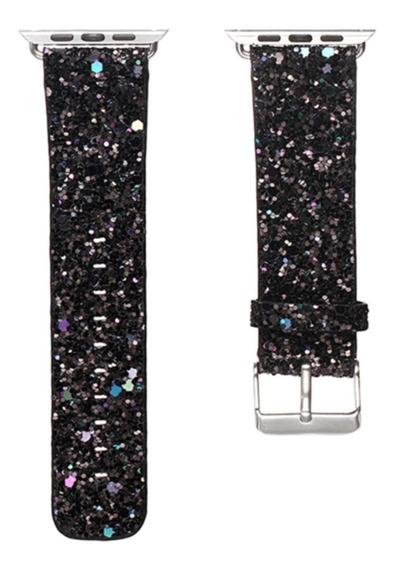 Relógio Pulseira Glitter Relógio De Pulso Luxo Bling Lantejo