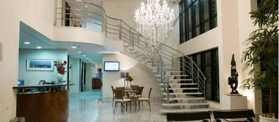 Flat Com 1 Dormitório Para Alugar, 38 M² Por R$ 3.300,00 - Moema - São Paulo/sp - Fl0462