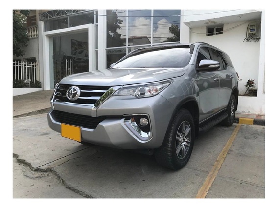 Toyota Fortuner Sw4 2018