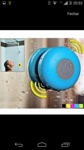 Caixa De Som Bluetooth Resistente Água