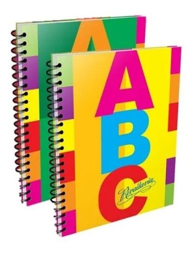 Cuaderno Rivadavia Abc A4 X 2 Unidades