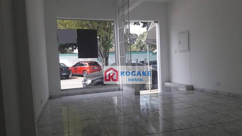 Imagem 1 de 8 de Sala, 60 M² - Venda Por R$ 426.000,00 Ou Aluguel Por R$ 2.200,00/mês - Centro - São José Dos Campos/sp - Sa1058