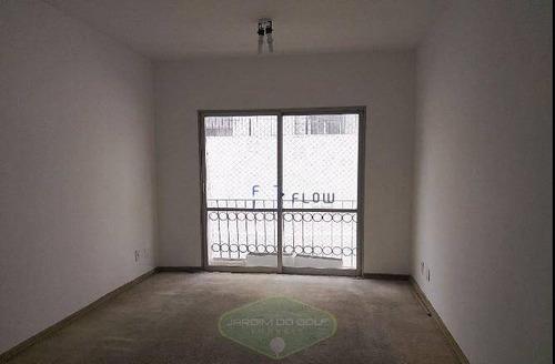 Apartamento 84m², 2 Dormitorios,  1 Vagas - Vila Olímpia - Ap12194