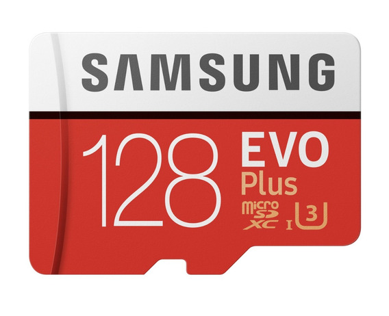 Cartão Micro Sd Samsung Evo 128gb Memoria Nintendo Switch