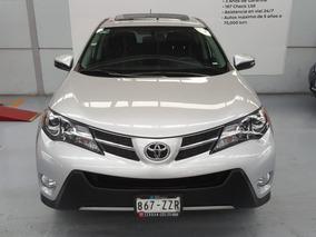 Toyota Rav4 2.5 Limited L4 Awd At 2015 Financiado