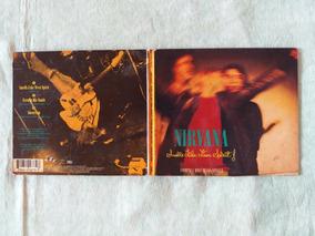 Cd Nirvana Smells Like Teen Spirit Maxi Single - Importado