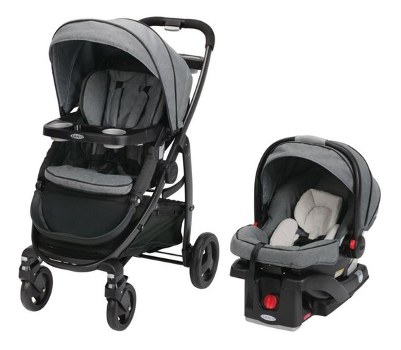Carreola Travel System Modes