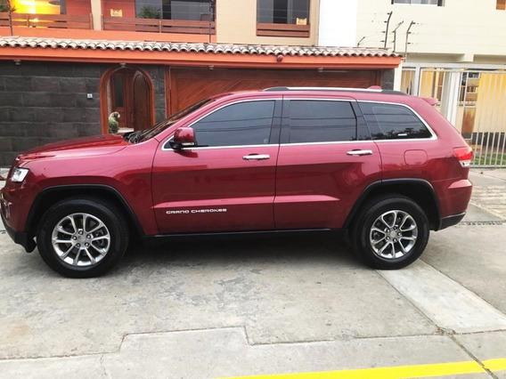 Jeep Grand Cherokee Limited 2015 Unico Dueño.