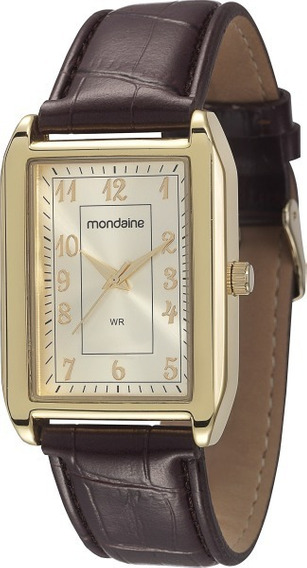 Relógio Masculino Mondaine 83285gpmvdh2 C/ Garantia E Nf