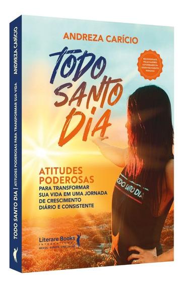 Livro Todo Santo Dia - Andreza Carício - Best Seller