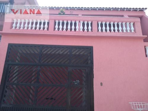 Imagem 1 de 15 de Casa Assobradado Em Jardim Nossa Senhora De Fatima  -  São Bernardo Do Campo - 11117