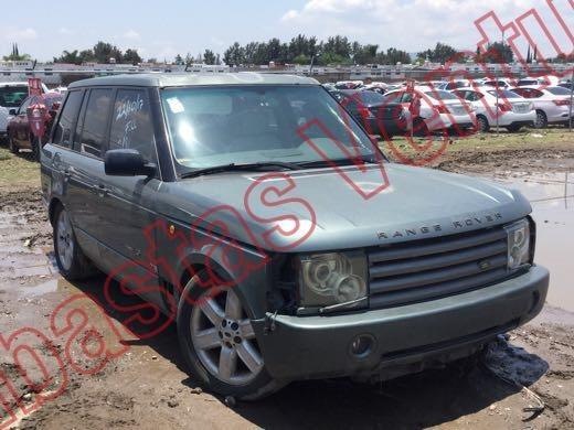 Europartes Gdl Range Rover 2003 Completa O Partes Desarmo