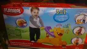 Playskool Andadera Para Bebe 3 En 1