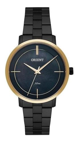 Imagem 1 de 1 de Relógio Orient Feminino Ftss0058 P1px Original Nf Preto