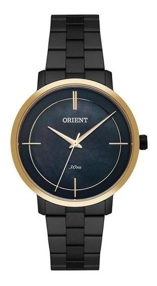 Relógio Orient Feminino Ftss0058 P1px Original Nf Preto