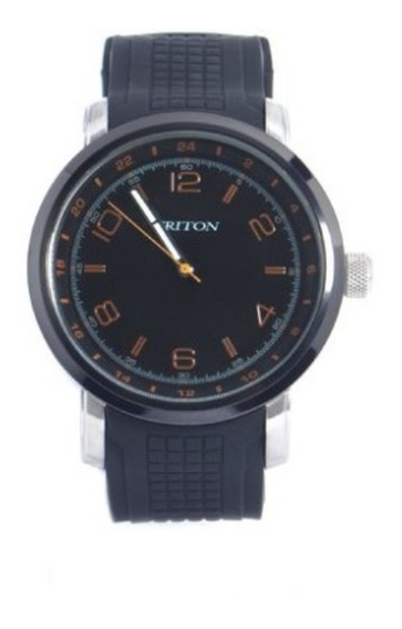 Relógio Masculino Preto Triton Eyewear Mtx288