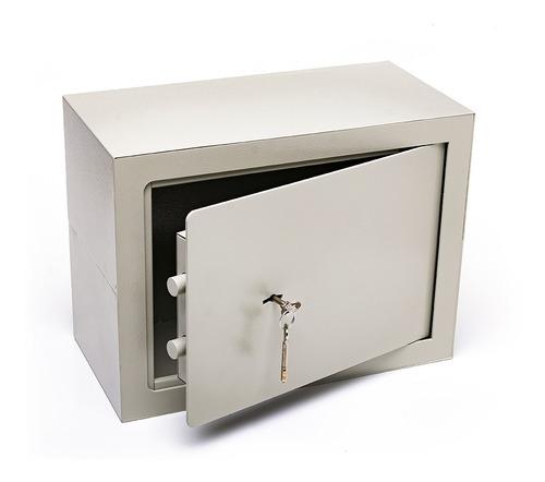 Caja Fuerte 30x40x20 Cm Abulonar Pared A3 S/b