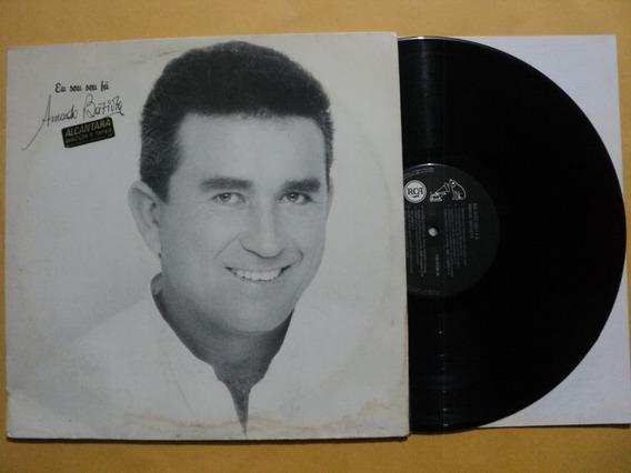 Lp Amado Batista- Eu Sou Seu Fã- 1991 C/ Encarte Frete 15,00