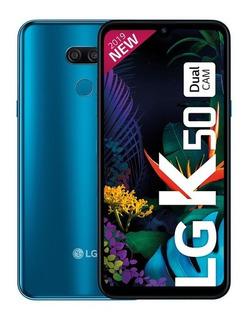 Celular Libre LG K50 4g 32gb Cam Dual 13mp+2mp Ram 3gb